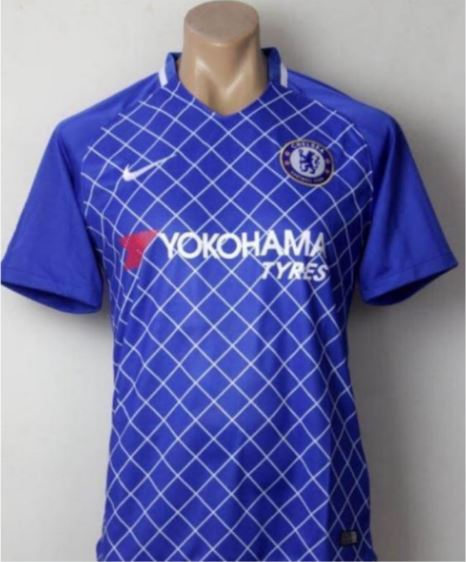 free shipping aff2e c4ce7 Chelsea's leaked home kit for next season is quite the throwback