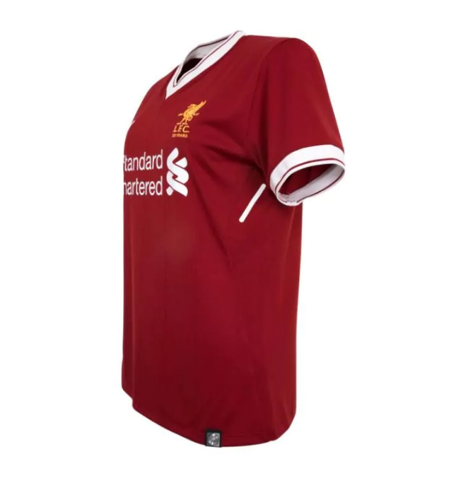895d17833 Liverpool release new home kit in celebration of 125th anniversary