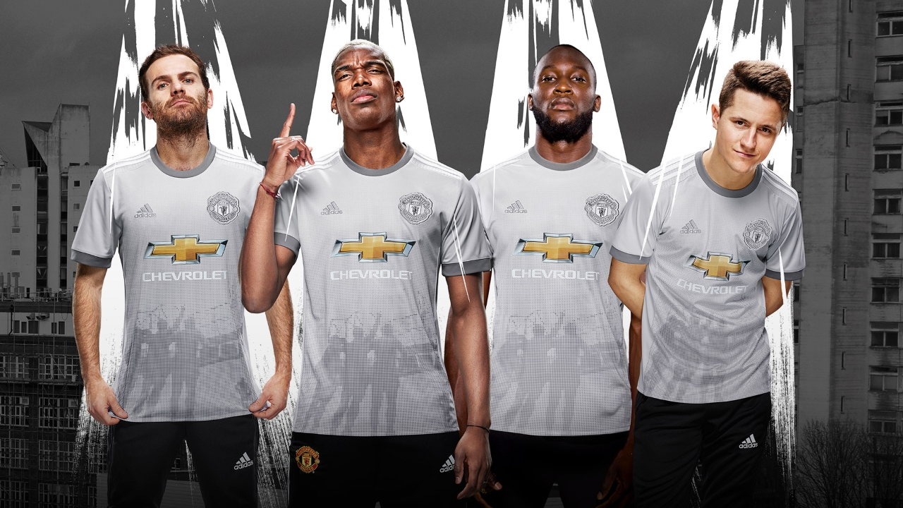 new arrivals 4ed2a 788b8 Manchester United release fan-designed third kit