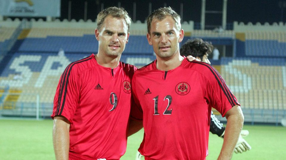Football's famous brothers