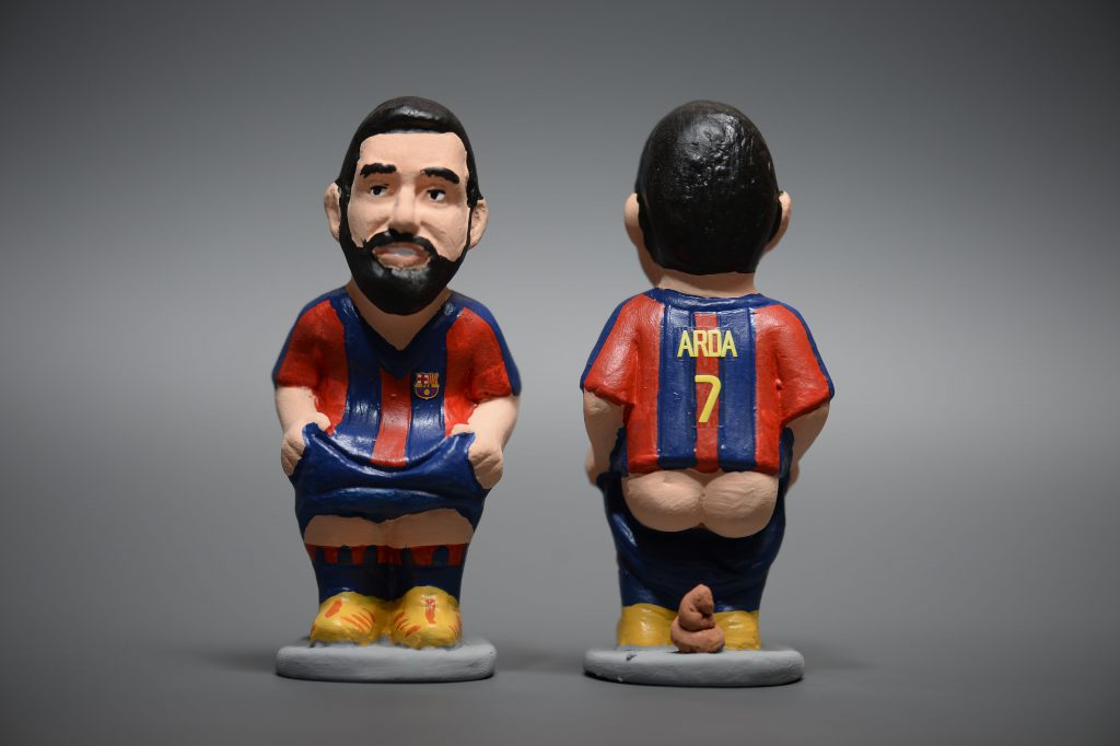 SPAIN-TRADITION-CATALONIA-CAGANER