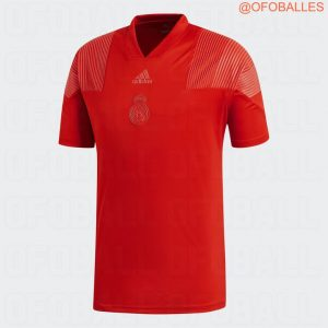 7c80e0129 The jersey wasn t the only leak related to the 2018-19 Madrid s apparel  collection.