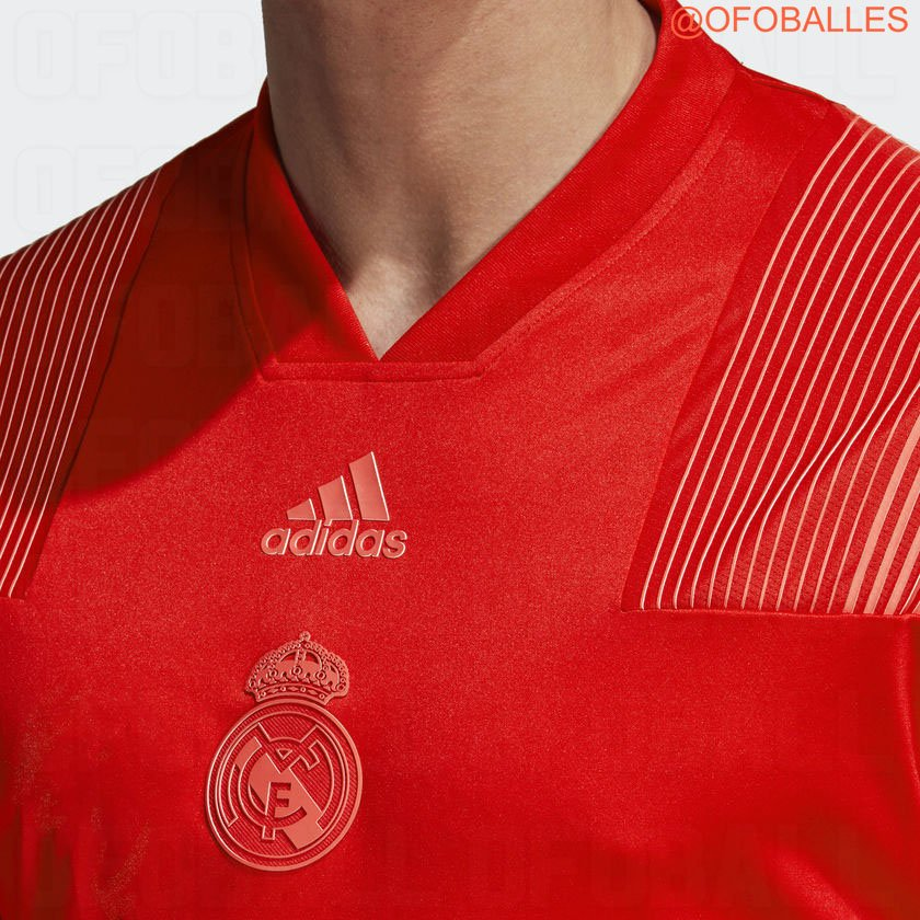 d19a5dc5f30 Real Madrid s 2018-19 third kit jersey leaked