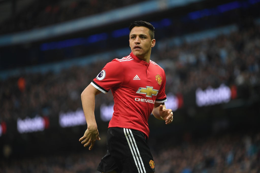 reputable site e5c50 3b3f8 📸 Alexis Sánchez accidentally leaks new Manchester United kit