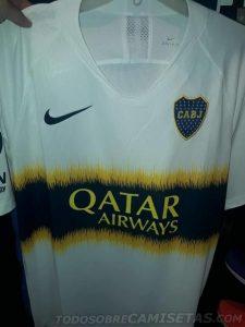 sale retailer 607c8 92aca 📸 New Boca Juniors jerseys leaked online