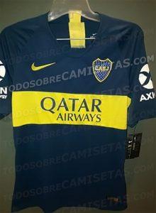 sale retailer d7d76 1b507 📸 New Boca Juniors jerseys leaked online