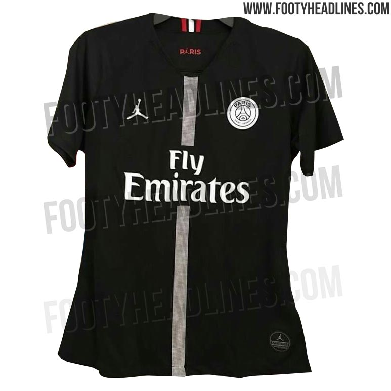 5d4fc89182eb10 PSG s Michael Jordan-inspired Champions League kits are revealed
