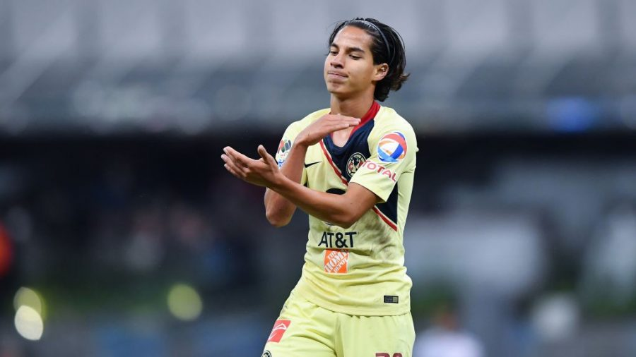 info for e21a4 10c6f Diego Lainez set to miss time after being injured by team-mate