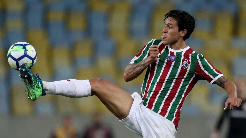 Real Madrid Targeting January Move For Fluminense Starlet