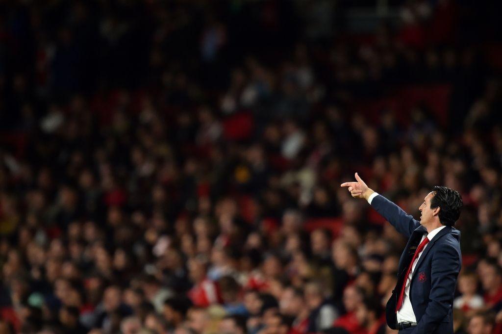 Unai Emery reveals how he is dealing with Aaron Ramsey contract saga