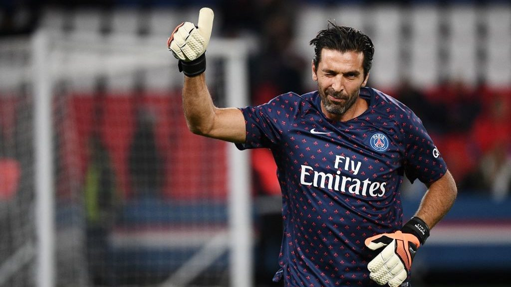 Buffon reveals why he stayed at Juventus after the
