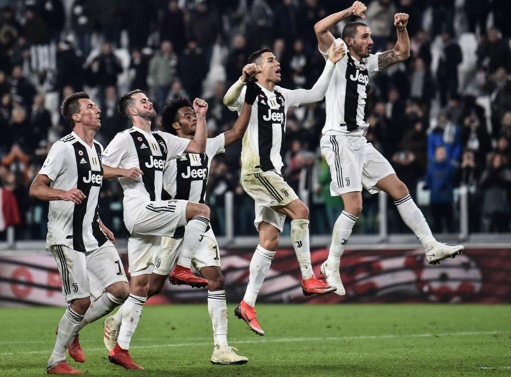 leonardo bonucci praises his team mates as juventus breeze to victory