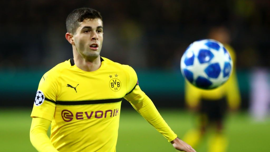 edda8e988 Chelsea make Christian Pulisic bid ... but he wants Liverpool switch