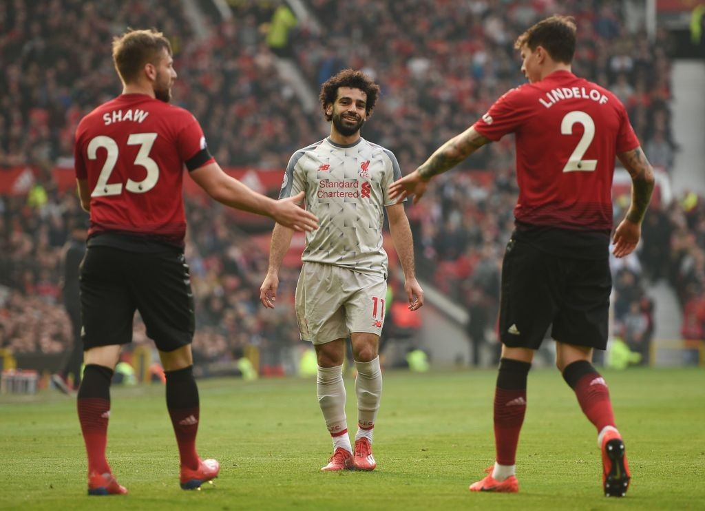 Neither Side Leaves Happy As Manchester United And Liverpool Draw