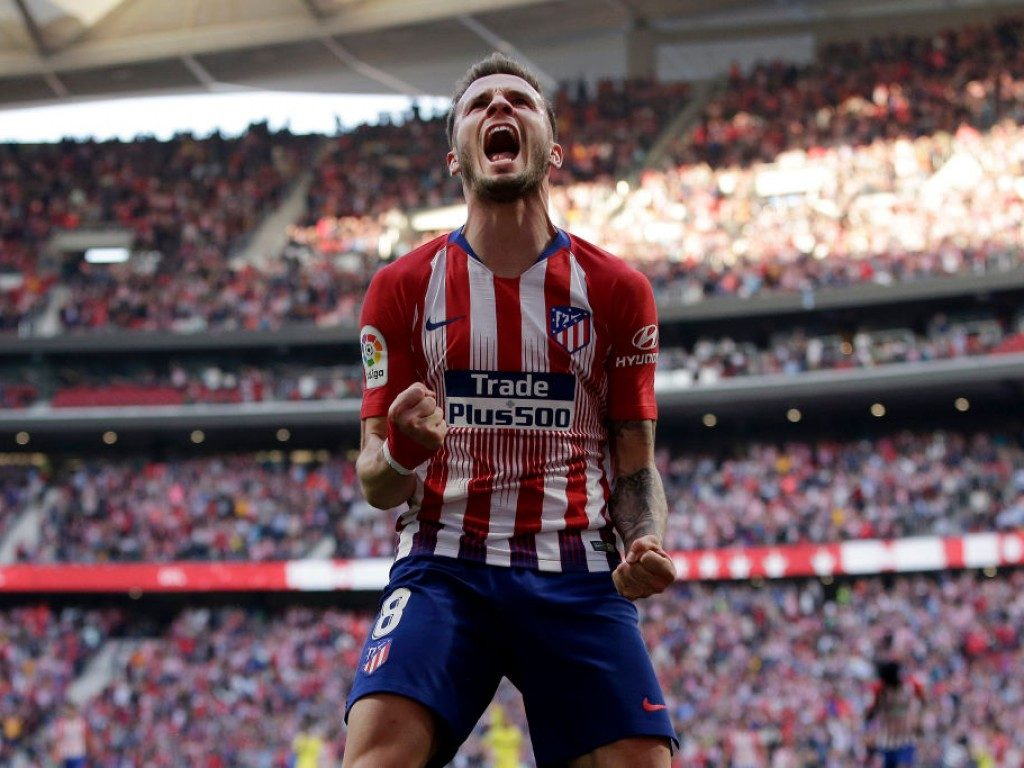 Manchester City Closing In On 80m Deal For Atleti S Saul Niguez