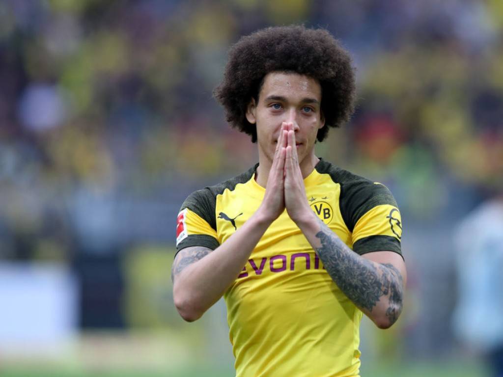 Axel Witsel discusses the importance of crucial Revierderby