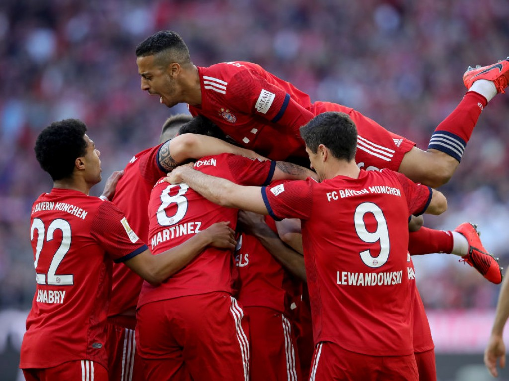 Calendrier Bayern.Bayern Name Strong Line Up For Fortuna Dusseldorf Clash