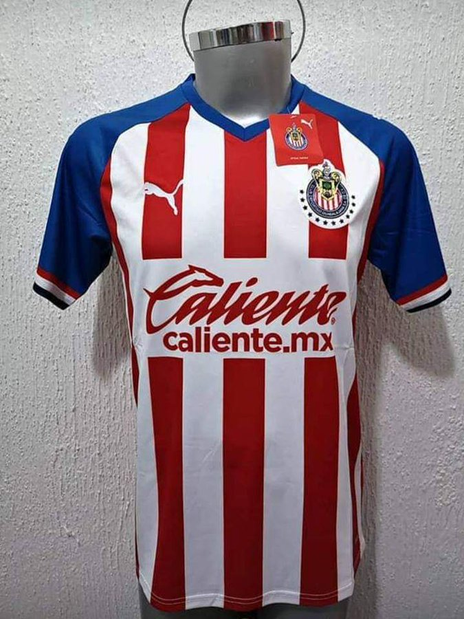 factory price fec6d 058c7 📸 Chivas' home shirt for the 2019 Apertura 'leaks' and it's ...