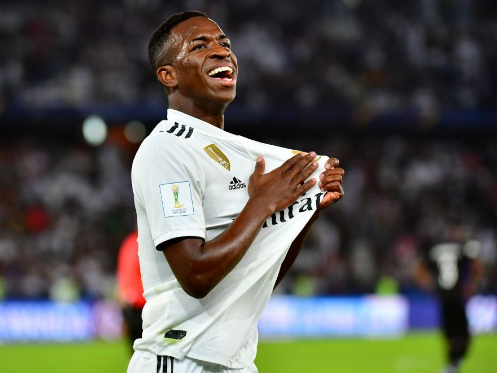 Vinicius Junior Reflects On Great First Season At Real