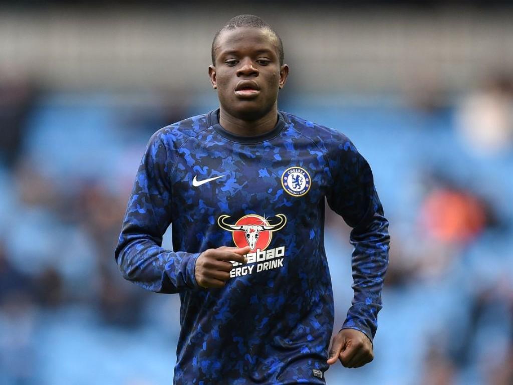 Chelsea Hopeful On N'Golo Kanté Fitness Despite Missing