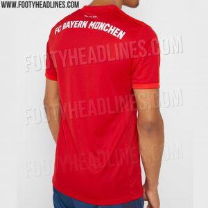 pick up a25cc 426ee 📸 Bayern Munich's beautiful new jersey leaks online