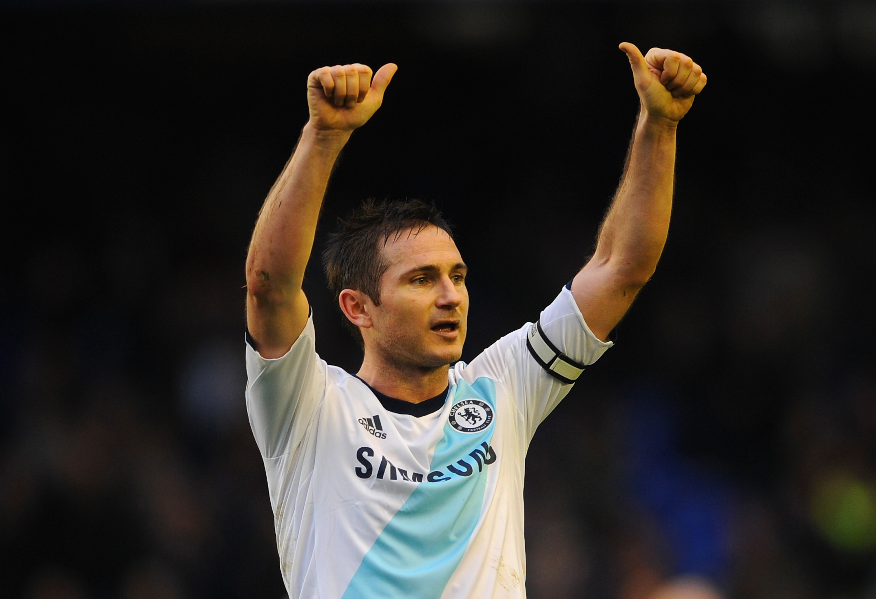 The reason Frank Lampard's pending Chelsea move hasn't happened yet
