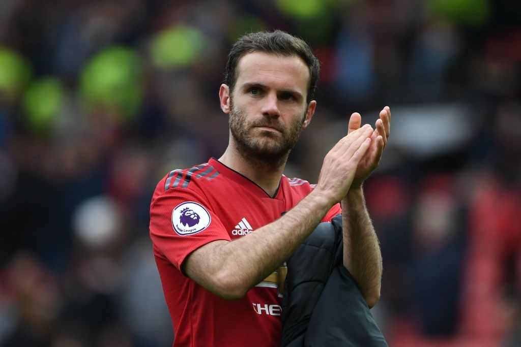 Juan Mata Offered New Manchester United Contract