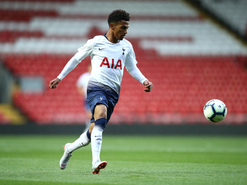 👶 Three Tottenham youth players to look out for next season