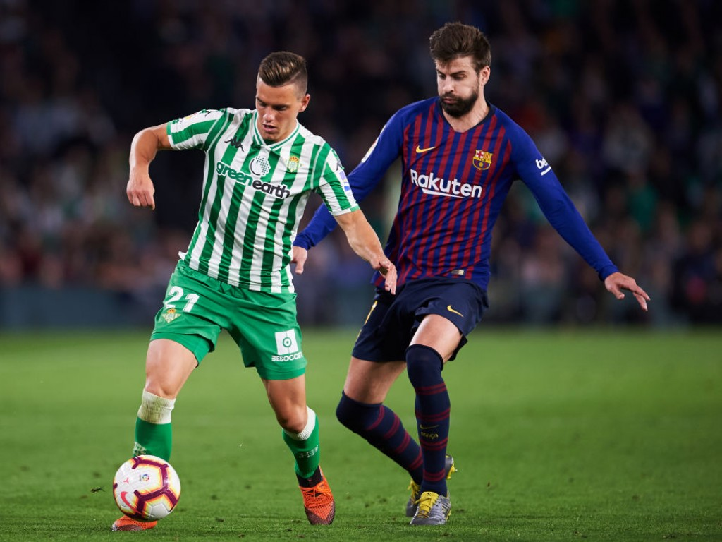 Tottenham to launch second bid for Giovani Lo Celso