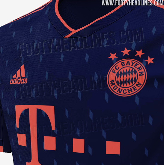 sale retailer 1c743 5b5b7 📸 Leaked images of Bayern's new third kit are giving us all ...