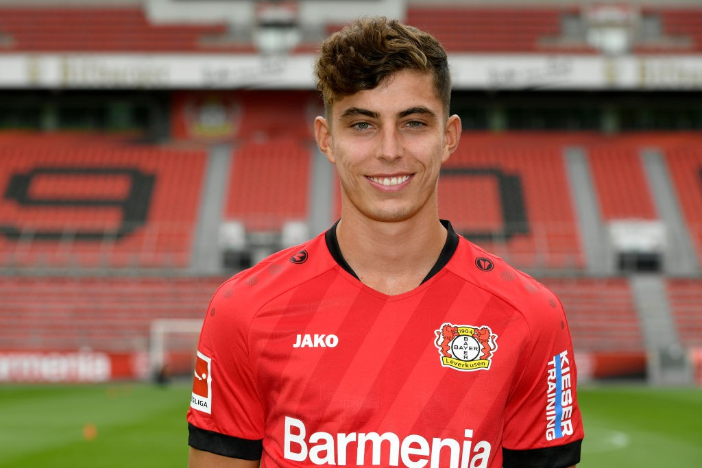 Kai Havertz unsure whether Bayern is 'next and right step' for him
