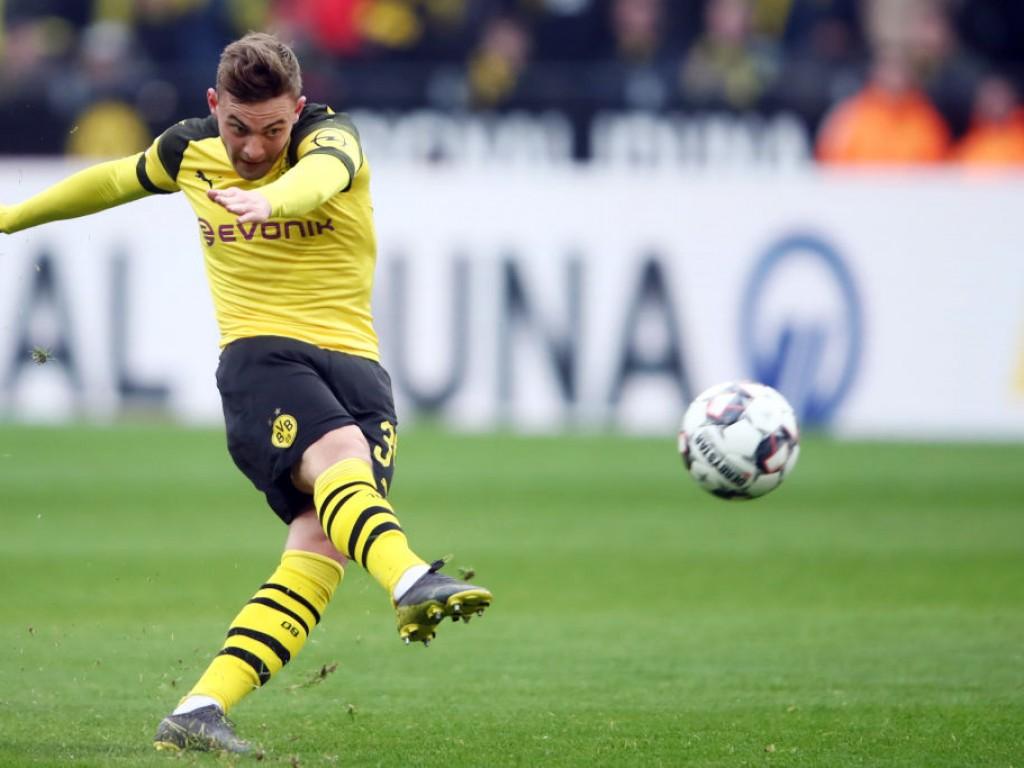 🎥 Jacob Bruun Larsen brace inspires Dortmund to easy 4-1 victory