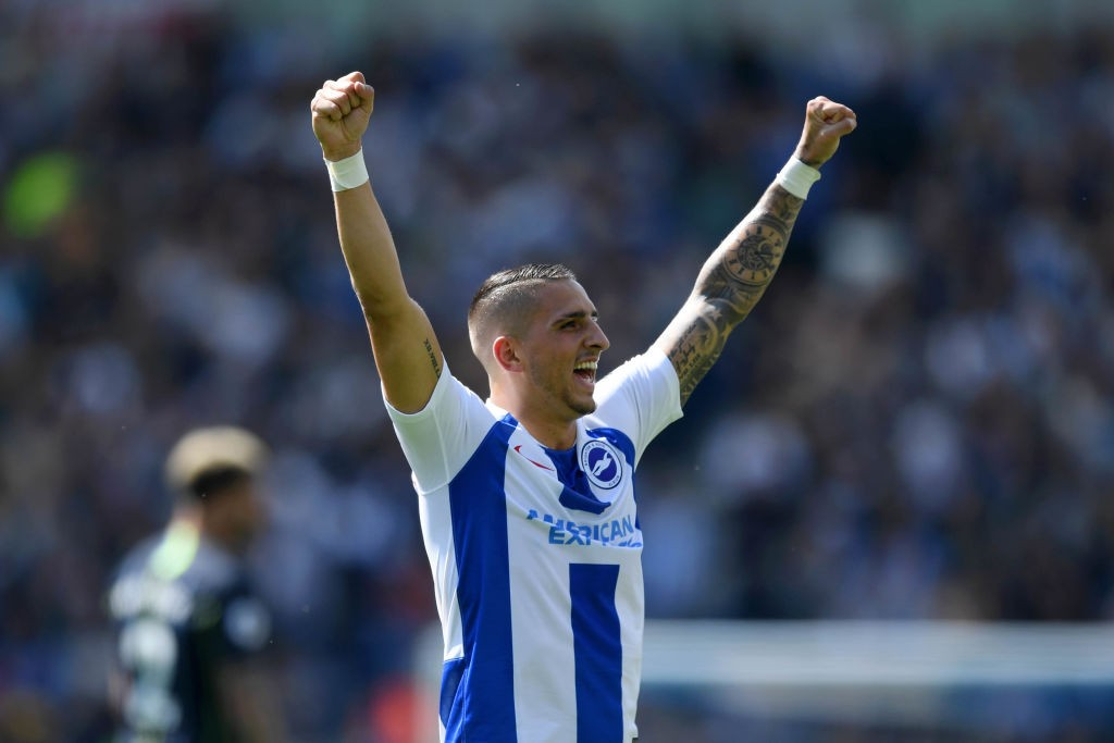 🚨 Fulham sign Brighton's Anthony Knockaert