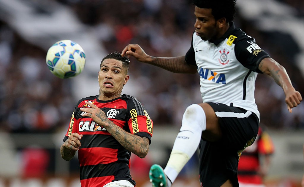 Before Corinthians return, Gil fielded offer from Flamengo