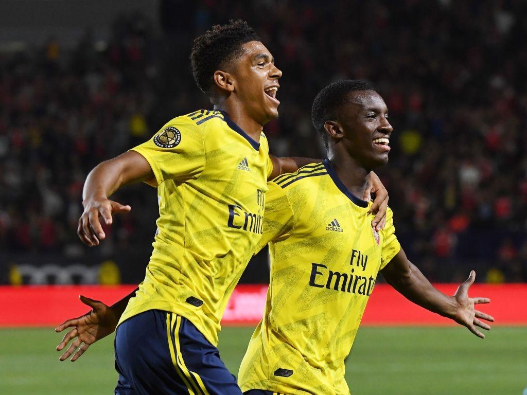 Unai Emery names Arsenal side to face Fiorentina