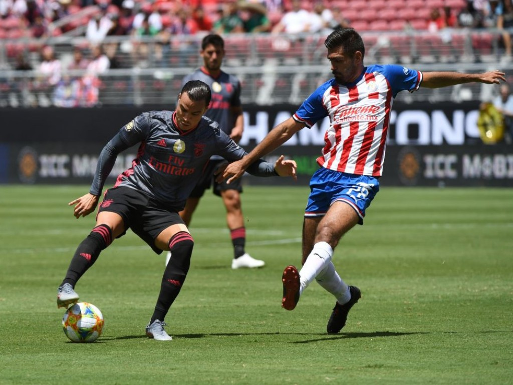 "Despite Loss, Tomas Boy believes Chivas had ""a decent match"""