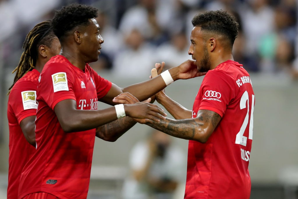 🎥 Highlights from Bayern Munich's win over Real Madrid
