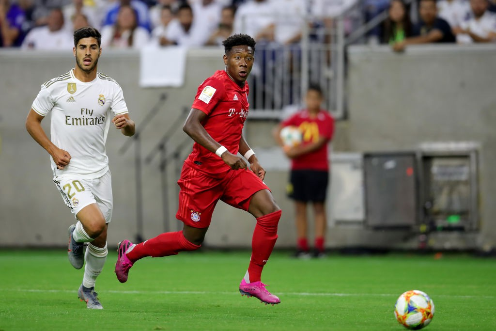 Bayern Munich offer David Alaba to Barcelona and Man City