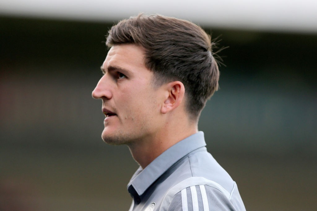 Manchester United agree £80m Harry Maguire deal