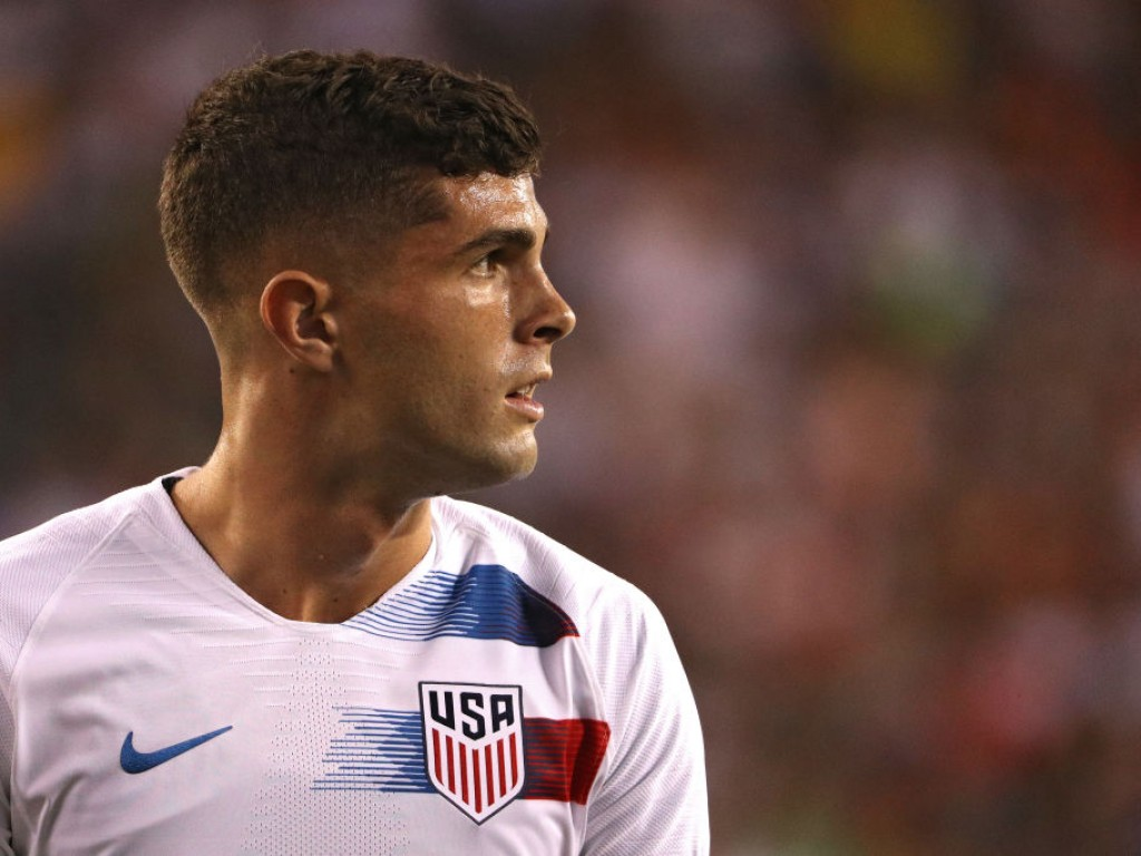 Confident Christian Pulisic backing himself to be a big hit at Chelsea