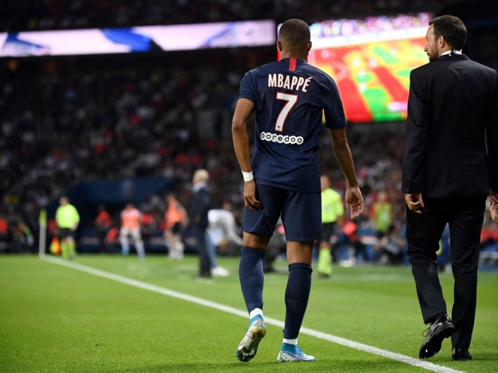 🚨 PSG hit by Kylian Mbappé injury blow