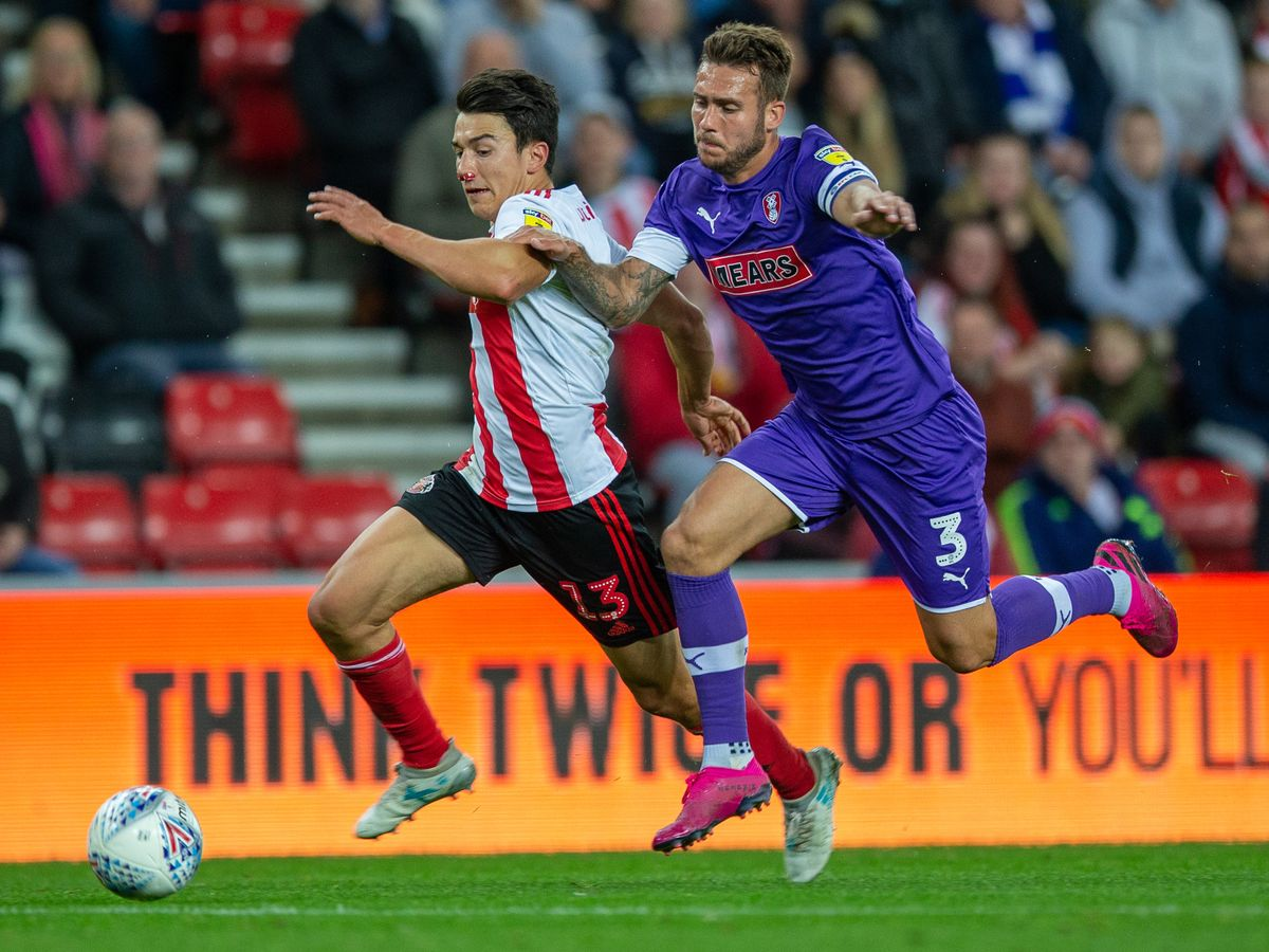 Jack Ross explains why he made two changes for Rotherham draw