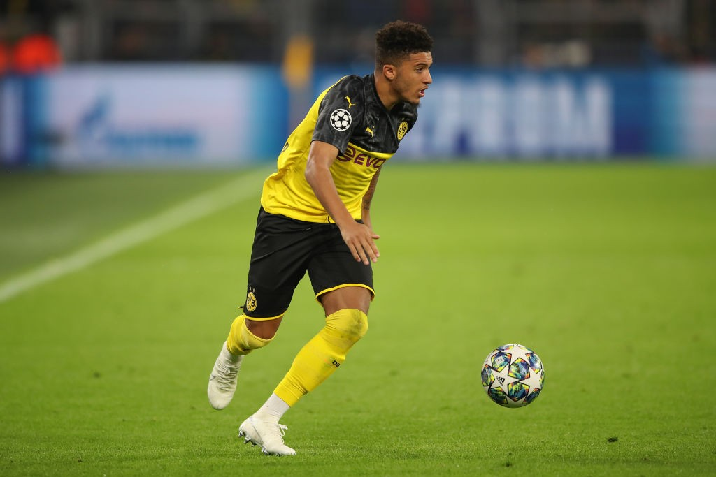 Mats Hummels: Jadon Sancho could play for 'any team in the world'