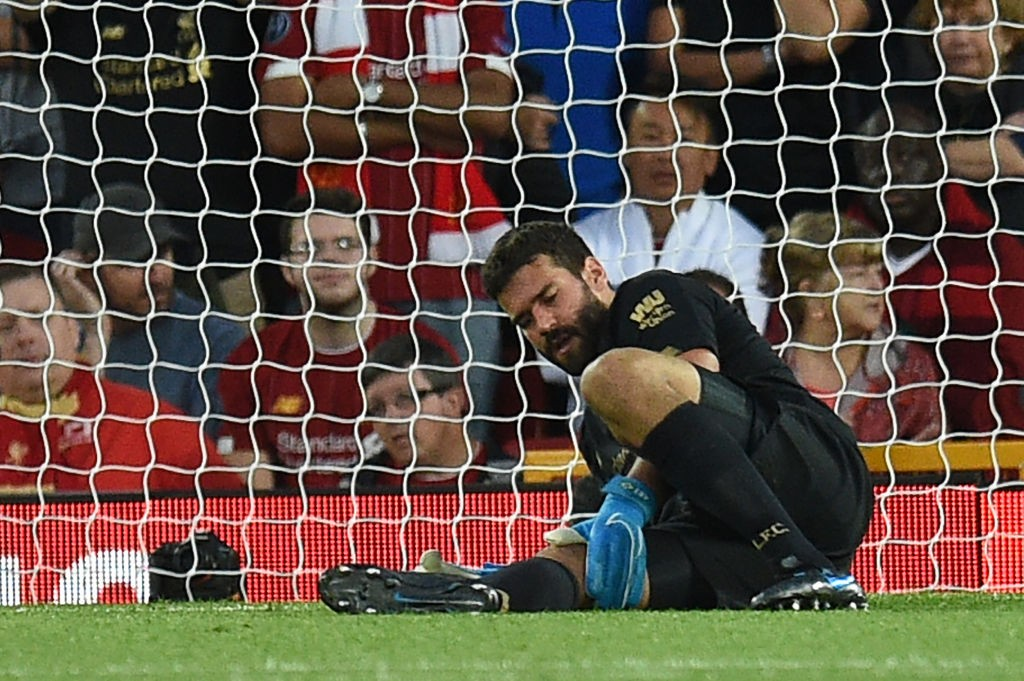Jürgen Klopp offers update on Liverpool's three injured stars