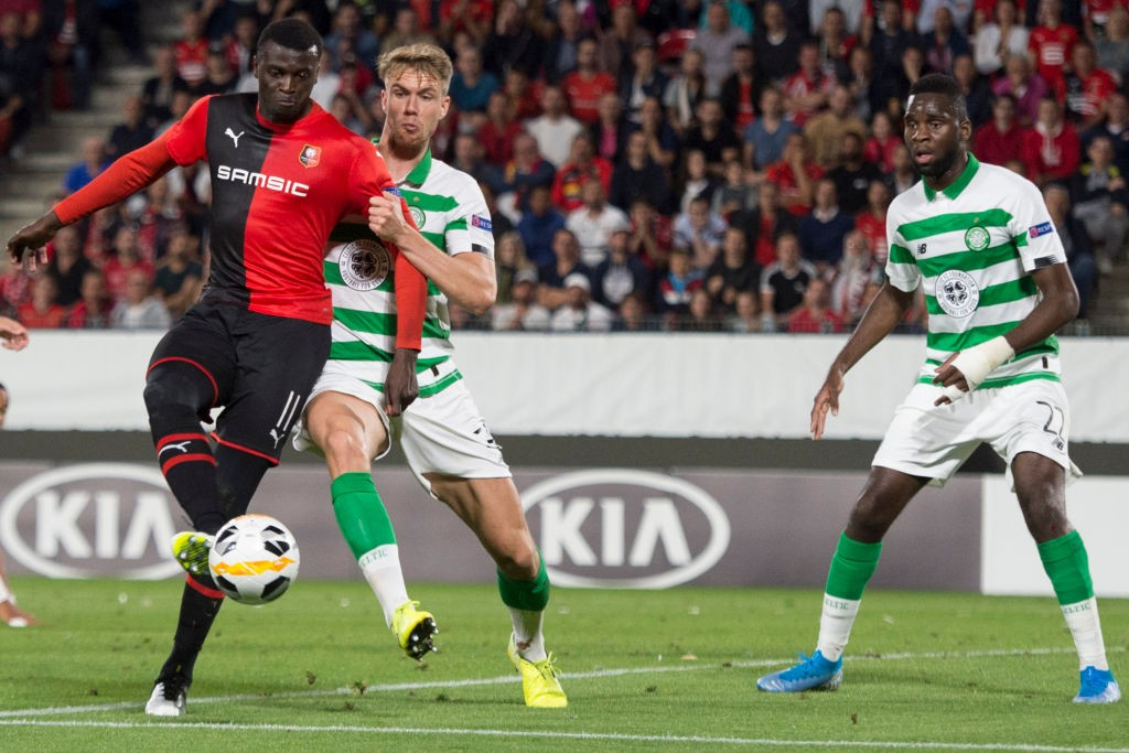 Fraser Forster: Celtic's 'three big lads' have turned things around
