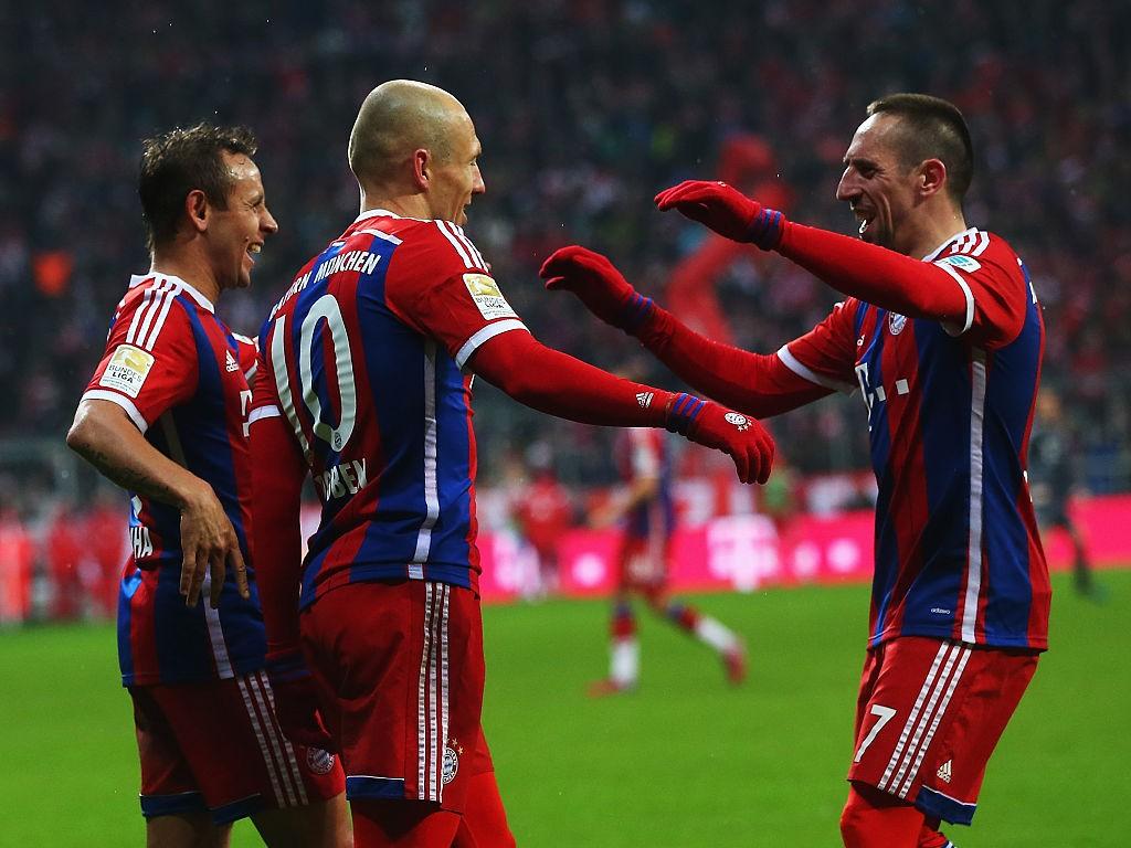🎥 Bayern Munich's five best goals against Köln