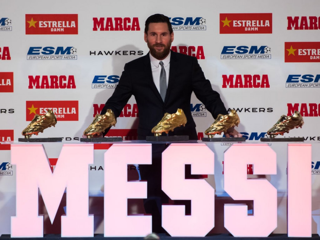 📸 Lionel Messi launches clothing line and it's really not cool 👕