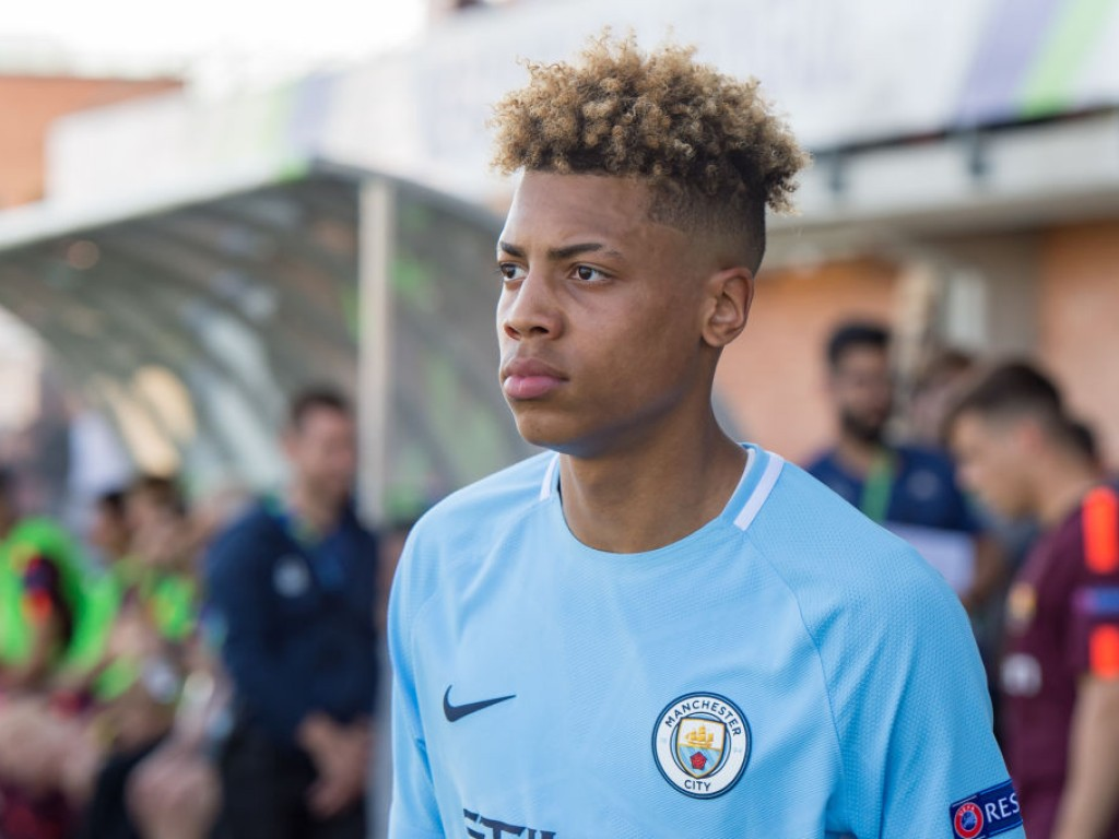 Forgotten Man City star admits 'frustration' at lack of opportunities