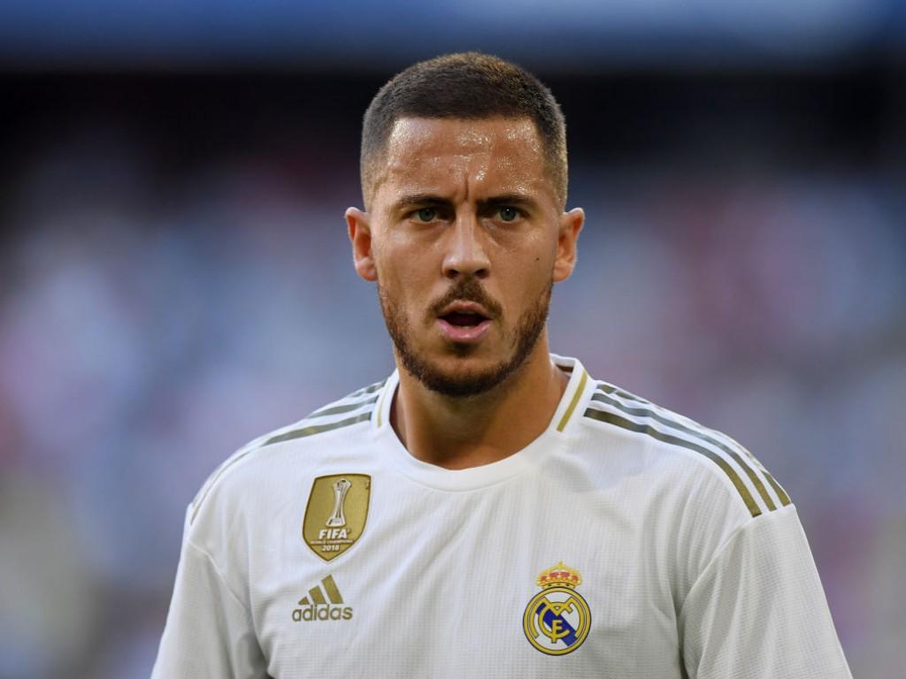 🚨 Eden Hazard returns as Real Madrid host Levante