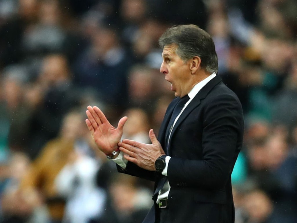 Claude Puel linked with switch to struggling Monaco